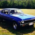 1972 Nova in her prime