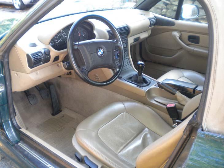 1998 Bmw Z3 Jeremy S Automotive Review 1a Auto Blog