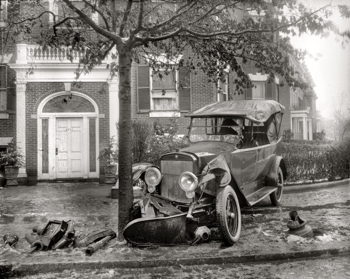 Historic Car Parts Shop