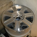 "Newer Cadillac Escalade 18"" Wheels"