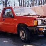 1990 Mightymax 4G63 Swap project