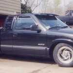 1994 Chevy S10 4.3L 5 speed