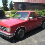 1988 Chevy S10