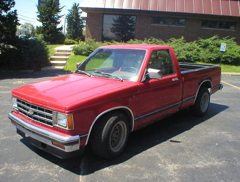 Chevy S10 Archives 1a Auto Blog