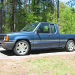 1989 Dodge Ram 50 Macro Cab 4G63 Engine