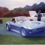 1963 Chevy Corvette Mako Shark Nose 427