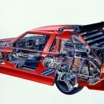 Experimental Lancia ECV2