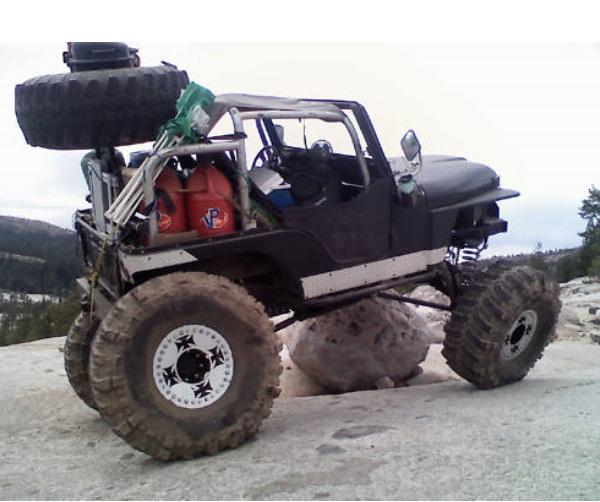 S10 Rock Crawler Build Building a Rock Crawler