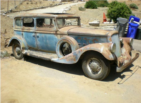 Every So Often I Type Barn Find Into EBay Motors Just To See What Kind Of Coolness Pops Up The Search Always Yields Hundreds Cars Trucks