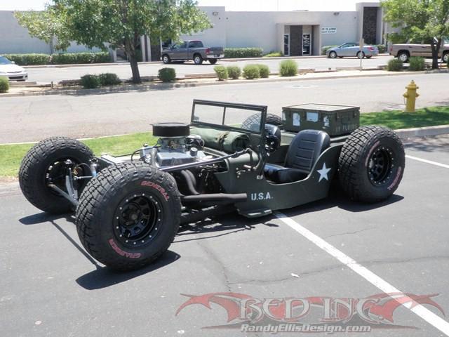 Hotrod Jeep 1a Auto Blog