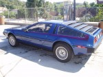 The Bodacious Blue Delorean: What's The Story With It?