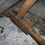 Trailer Hitch Plow Frame
