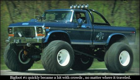 The Original Bigfoot Monster Truck 1a Auto Blog