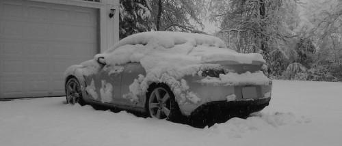 Snowy Rx8