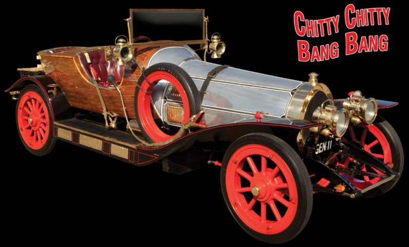 Chitty Chitty Bang Bang Car Ebay Car Chitty Chitty Bang