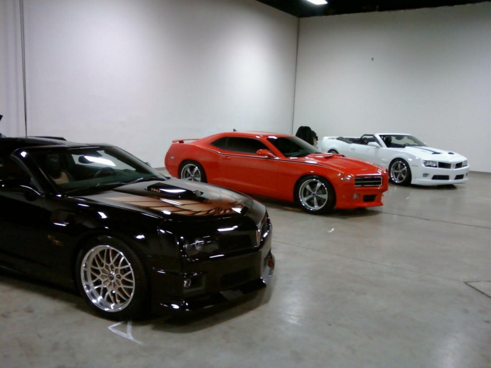 2011 6T9 GTO Trans Am