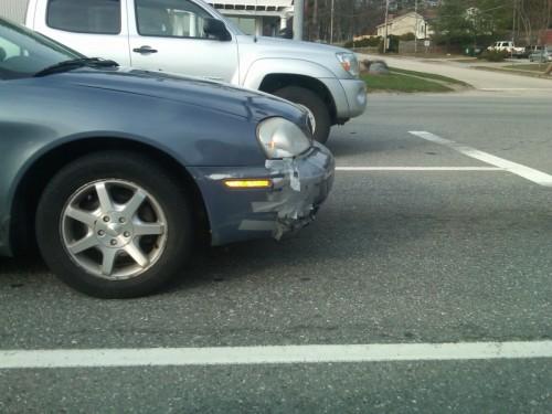 Duct Tape Bumper