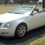 Cadillac CTS Convertible_1