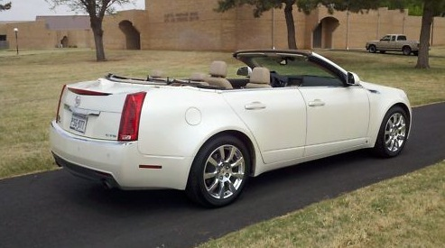 Cadillac CTS Convertible  Cars  Pinterest  Cars Luxury cars