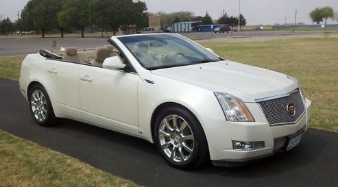 2009 Cadillac CTSwait for it Convertible  1A Auto Blog