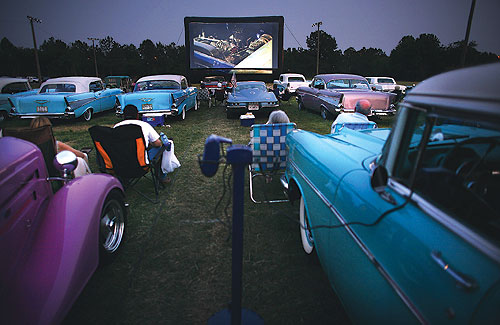 Drive In Ater
