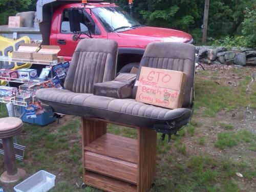 NAME THAT SEAT!