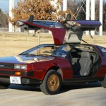 Candy Apple Red Delorean_1