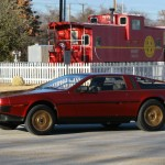 Candy Apple Red Delorean_2