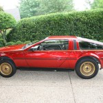 Candy Apple Red Delorean_3