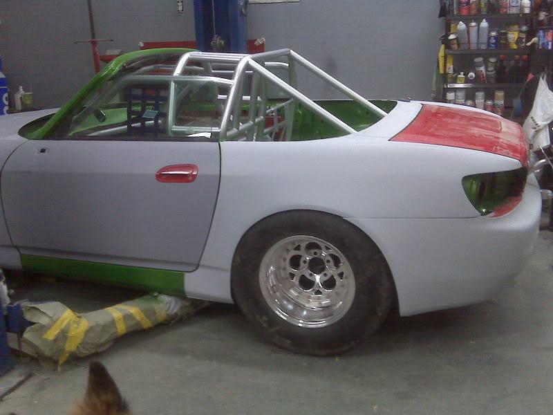 How To Properly Build A Mitsubishi Powered Honda S2000 - 1A Auto Blog