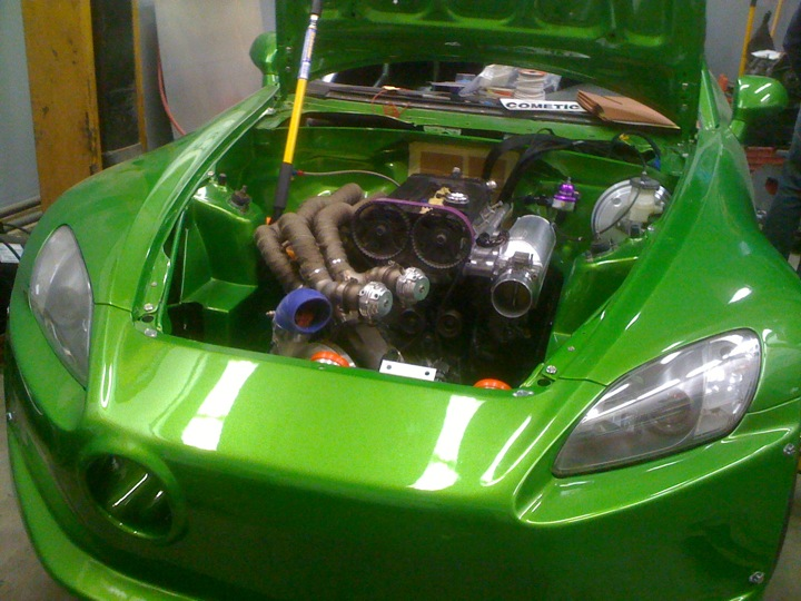 How To Properly Build A Mitsubishi Powered Honda S2000 - 1A Auto Blog