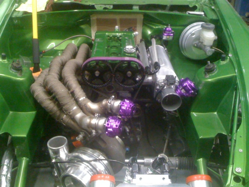 How To Properly Build A Mitsubishi Powered Honda S2000 - 1A