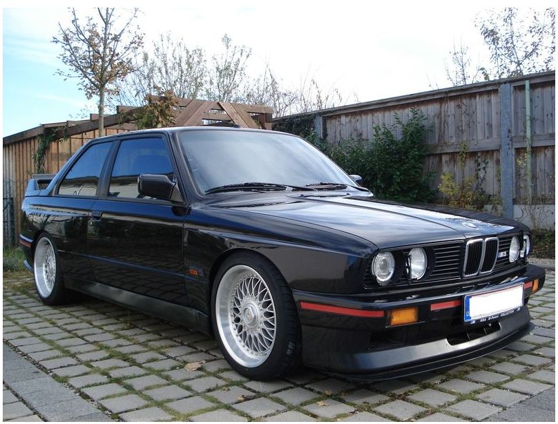 Hotness For Sale The 1990 BMW M3 Sport Evolution  1A Auto Blog