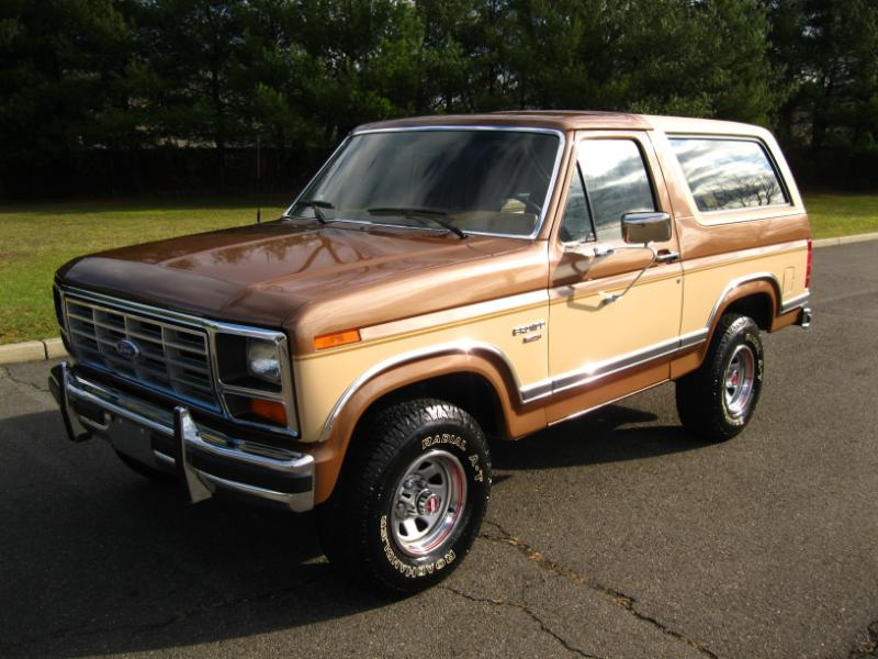Brand New 1986 Ford Bronco Xlt Found On Ebay
