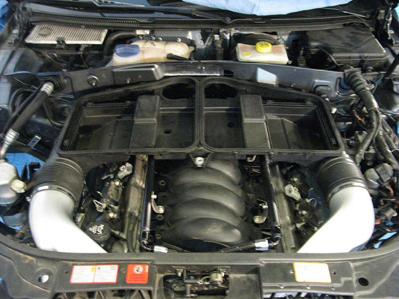 2003 Audi RS6 LS1 Engine Swap - 1A Auto Blog