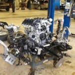 Cadillac CTS 3.6L Engine Cradle