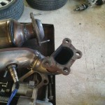 Cadillac CTS 3.6L Exhaust