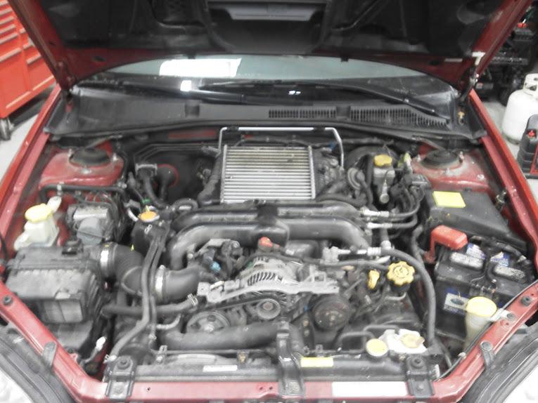 Subaru Legacy Gt Limited Part 2
