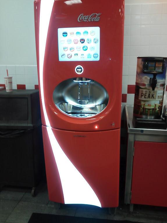 pininfarina soda machine
