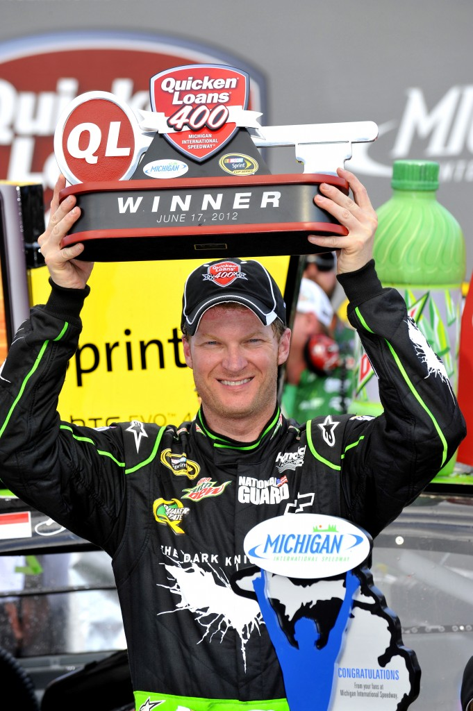 2012 NASCAR Michigan