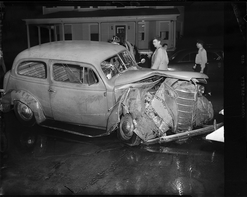 1000 Old Car Wreck Pictures from the Boston Public Library - 1A Auto ...