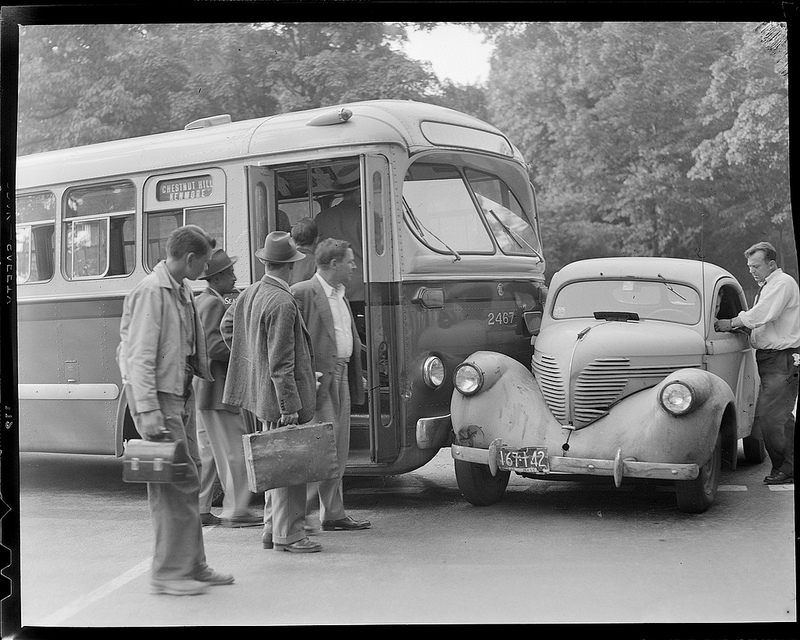 1000 Old Car Wreck Pictures from the Boston Public Library - 1A ...