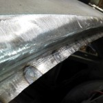 roof welds
