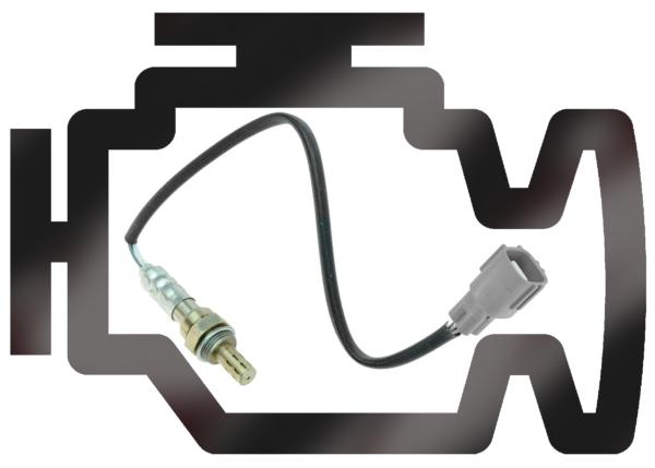 oxygen sensor engine misfire