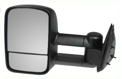 manual driver side view towing mirror