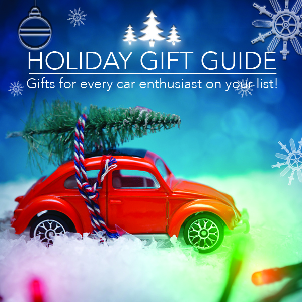 Christmas gifts for the car enthusiast