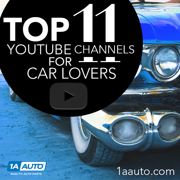 Top 11 YouTube Channels for Car Lovers