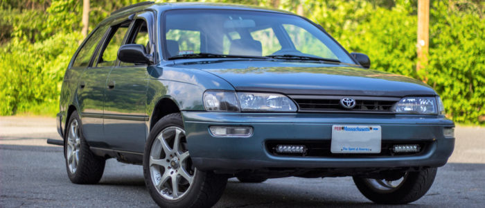 1995 Toyota Corolla DX Station Wagon