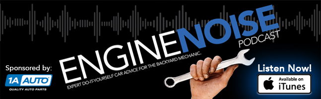 Engine Noise Podcast - Subscribe now