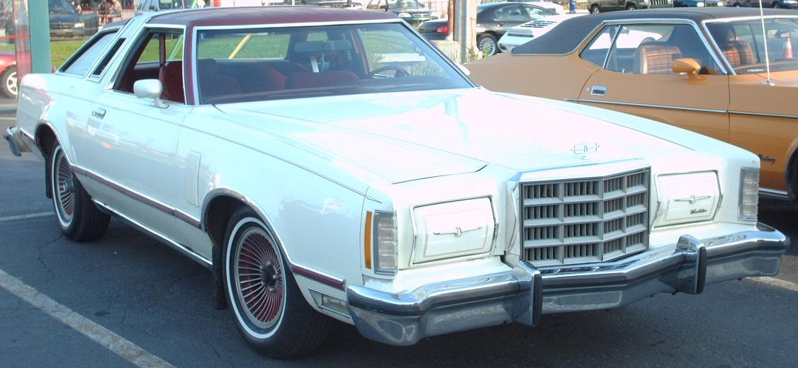 1977 Ford Thunderbird from Wikimedia Commons